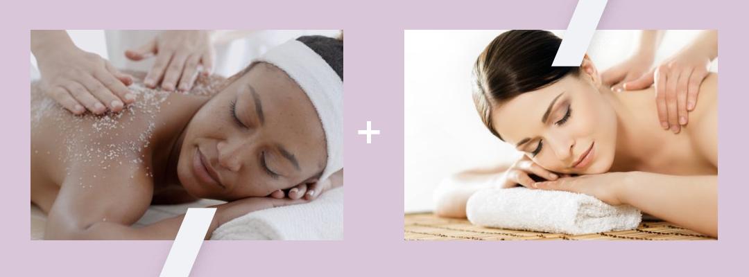 Body Exfoliation + Swedish Massage   Online Beauty Courses